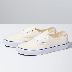 Vans authentic off-white men's 10.5 women's 12